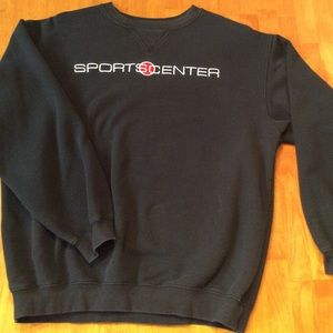 Vintage ESPN sportscenter crewneck sweatshirt